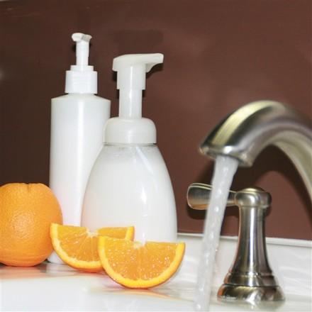 Жидкое мыло: спа-процедуры в домашних условиях