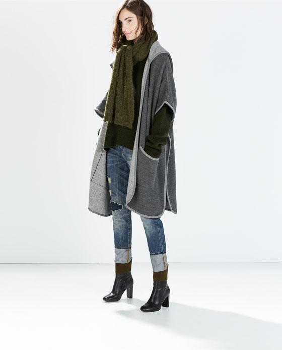 Zara - осень/зима 2014