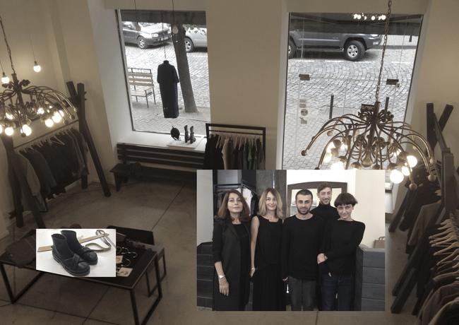Мода: Сделано в Грузии