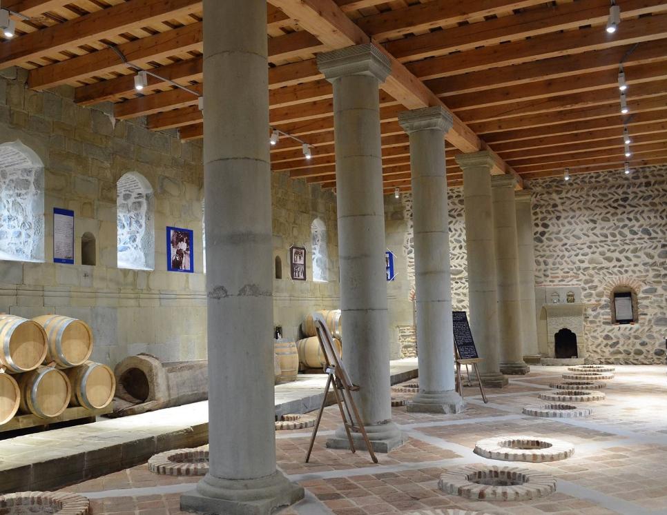 Марани Тадеоза Гурамишвили - новый исторический проект в Сагурамо