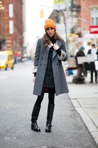 Street style: зимние идеи