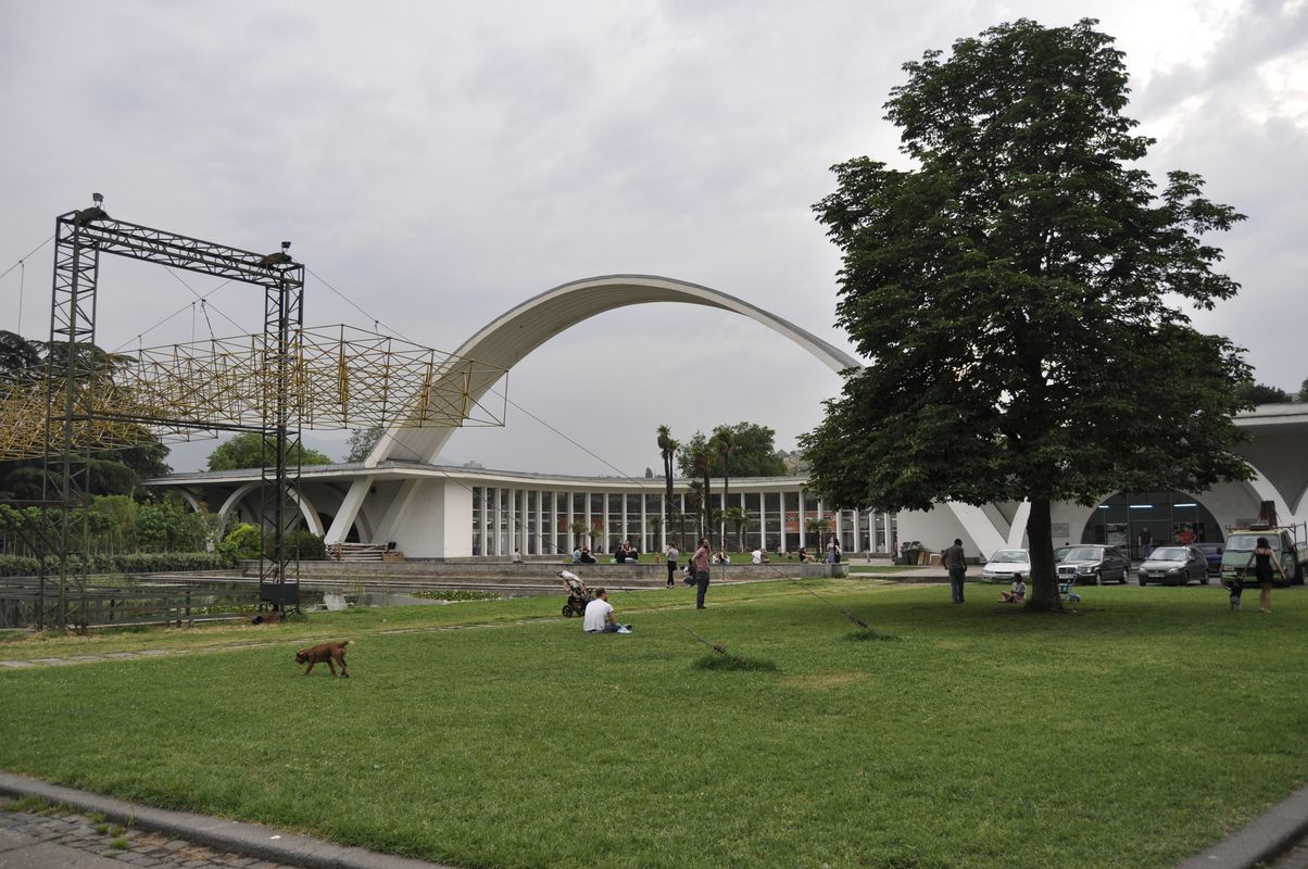 Expo Georgia: stay on the territory of exhibition complex