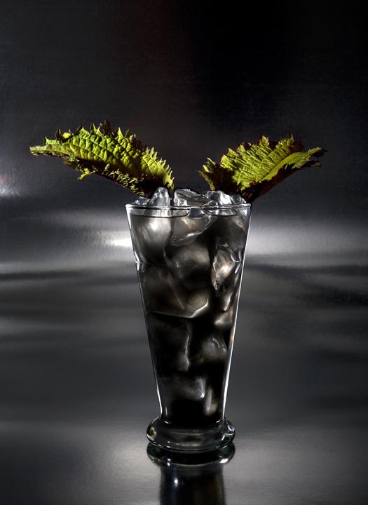 Коктейльные новинки: Древесный уголь как ингредиент