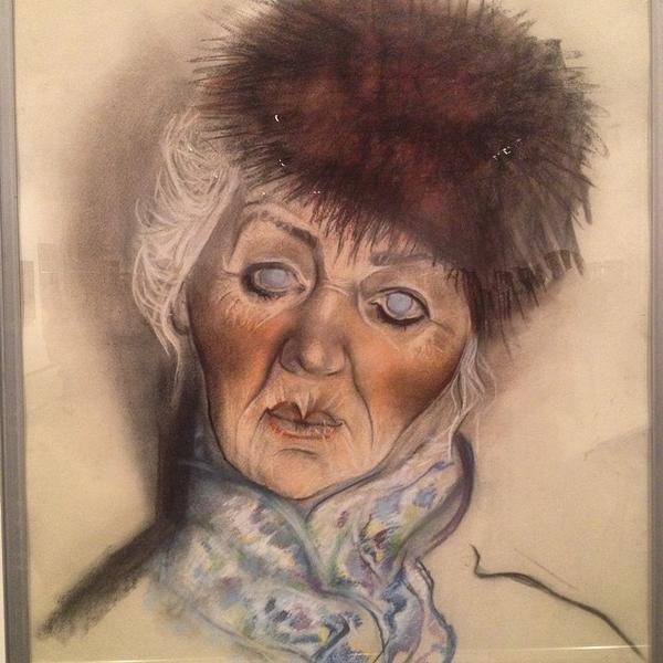 Персональная выставка Лореты Абашидзе-Шенгелия