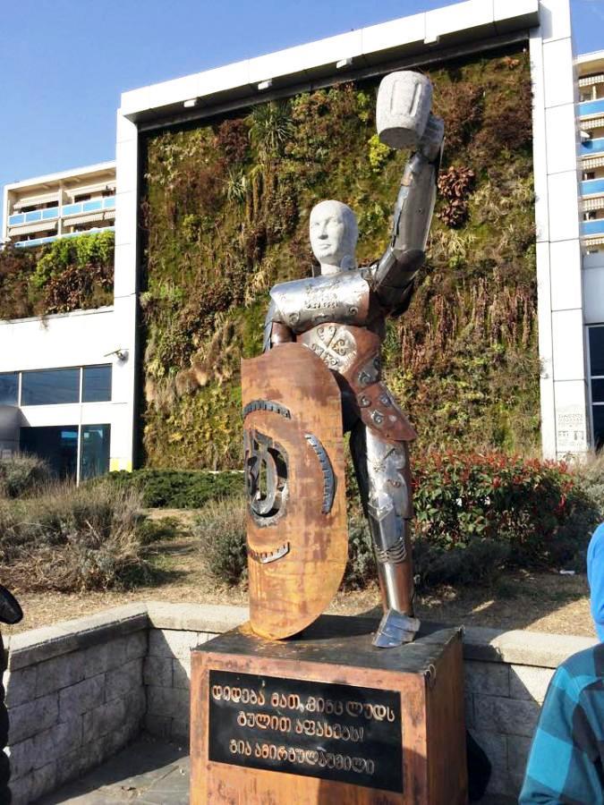 Памятники, посвященные Пиву