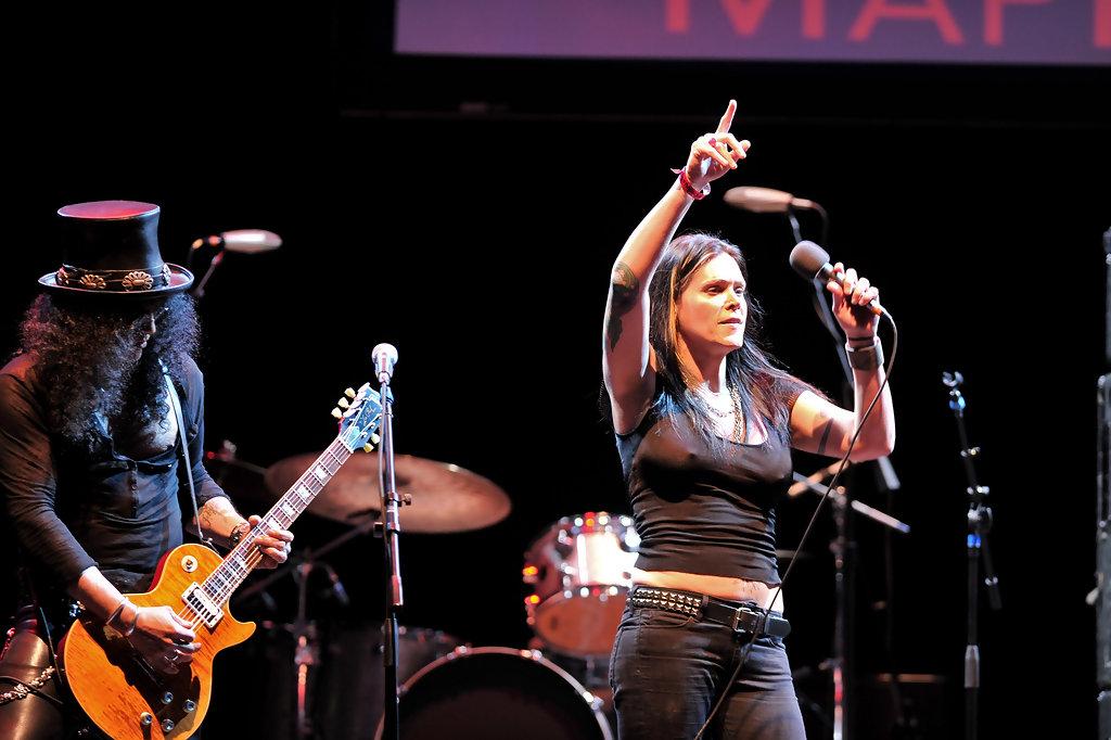Бет Харт с концертом в Тбилиси 30 ноября