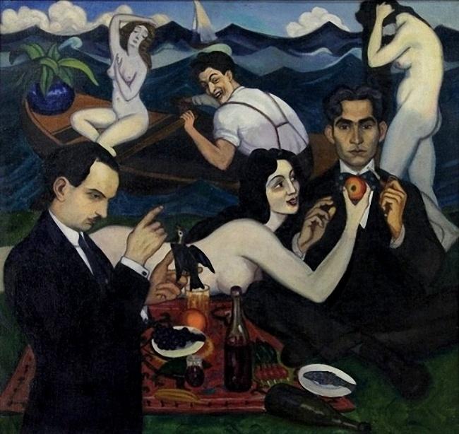 Выставка произведений  Шалвы Кикодзе
