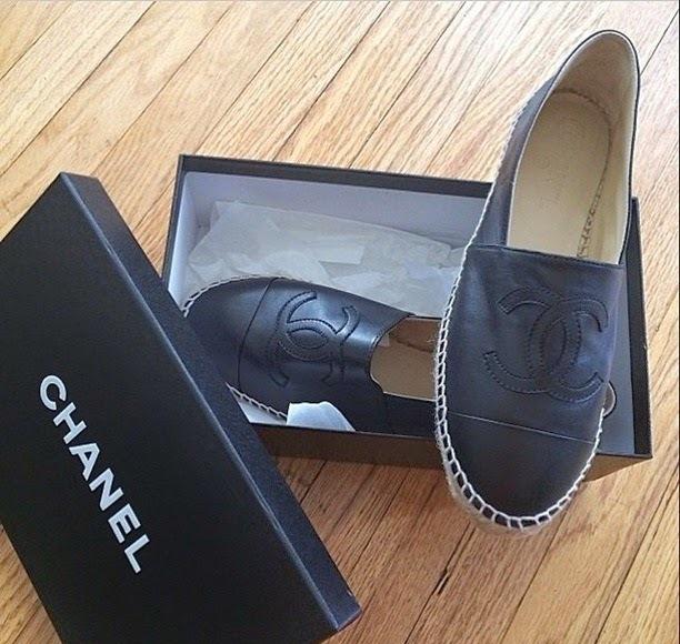 Модный дом Шанель представляет  CHANEL ESPADRILLES