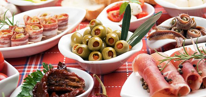 Испанская кухня в Тбилиси