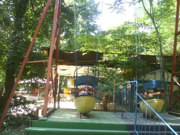 მუშტაიდის პარკი
