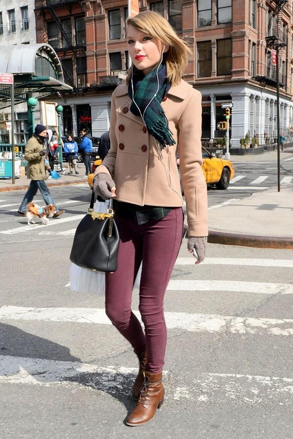 Street style: Осень