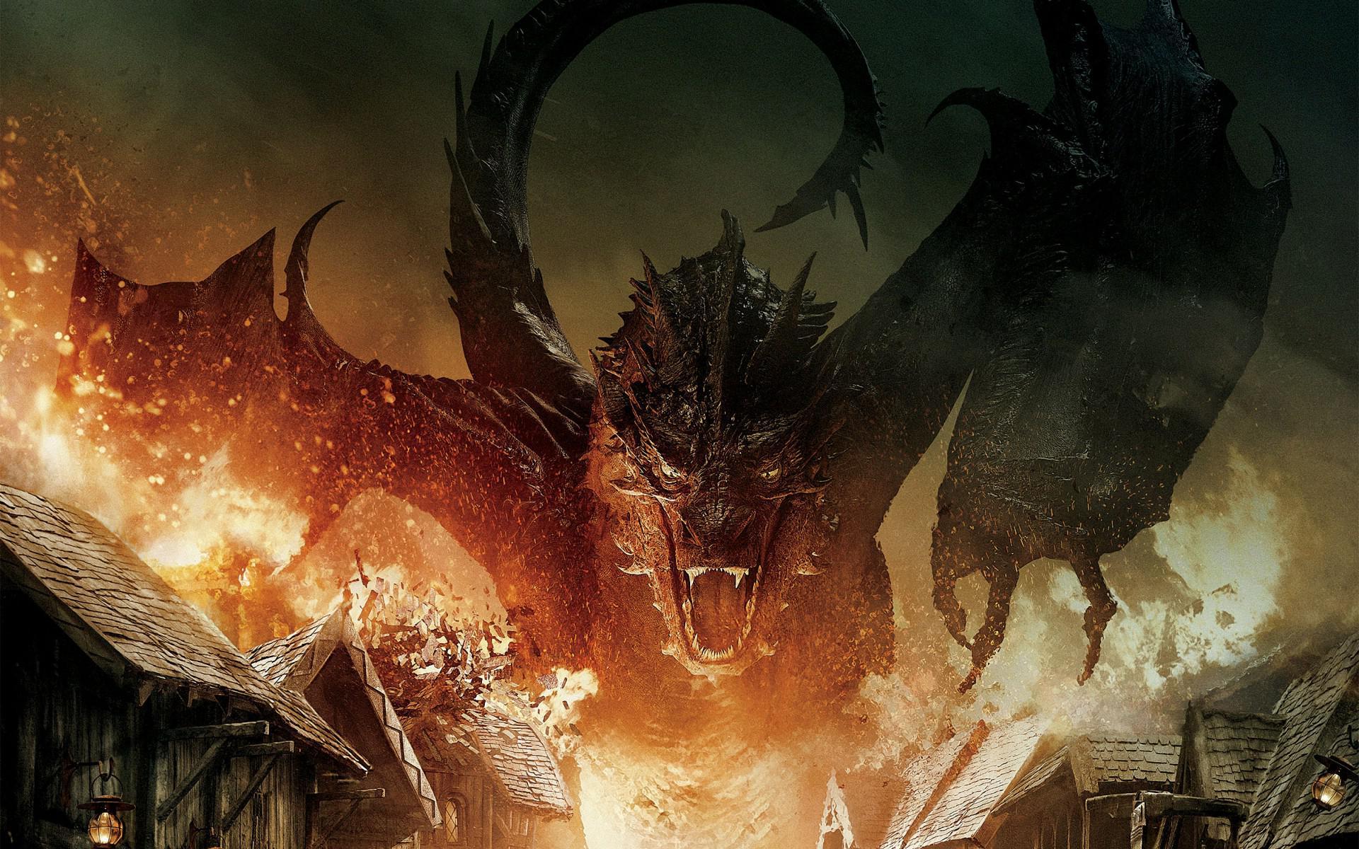 Хоббит: Битва пяти воинств 3D