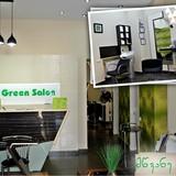 Зелёный салон