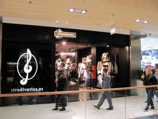 Stradivarius clothing store usa