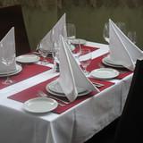 Ресторан в гостинице Базатели Палас