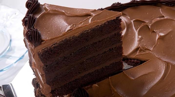 коржи для торта с какао рецепт с фото