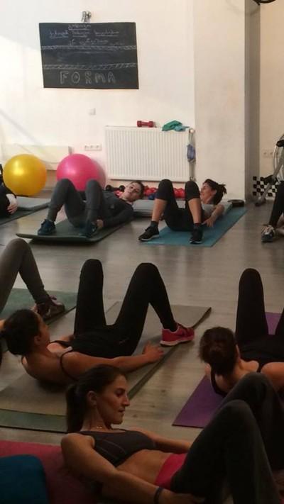 Forma gym in tbilisi on for Gimnasio gym forma
