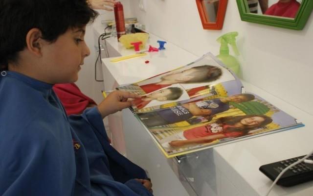 Salon for kids abracadabra in tbilisi on for Abracadabra salon