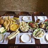Грузинский ресторан (Гудаури)