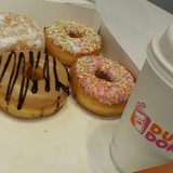 "Dunkin' Donuts (""Данкин Донатс"") 2"