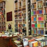 House of Books in Bakhtrioni