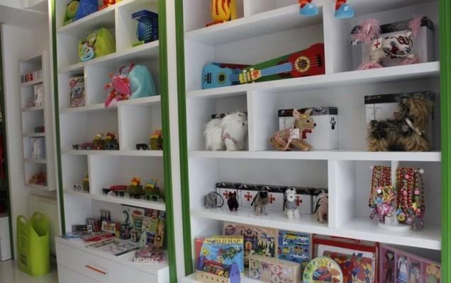 Salon for kids abracadabra in tbilisi on for Abrakadabra salon