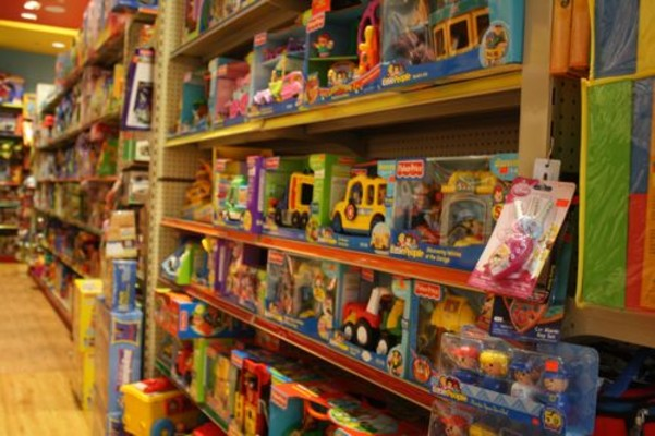 toy store Sansity in Tbilisi on Relax.ge