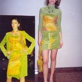 "...""Мода"" - ""Фэшн""...Ирма Кобалия..."