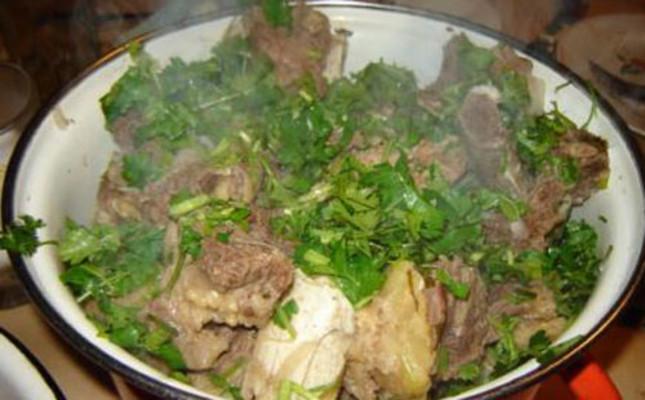 Как приготовить хашламу в домашних условиях рецепт