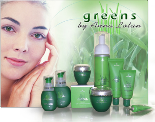 Professional spa care anna lotan in tbilisi on relax.ge.