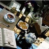 Английский чайный дом