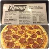 Пицца Ронни