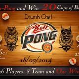 Пьяная Сова (Drunk Owl)