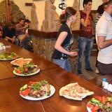 مطعم كهف انشكا inshka cave restaurant