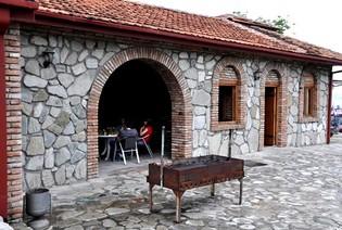 Kakhetian yard (Telavi)
