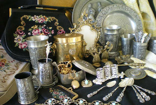 Antiquarian tableware