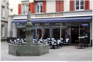 Cafe Hemingway