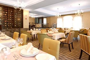 A la carte restaurant Tiflis Palace