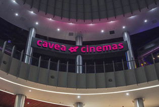 """Cavea"" Cinema"